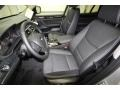 2013 BMW X3 Black Interior Front Seat Photo