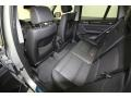 2013 BMW X3 Black Interior Rear Seat Photo