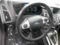 2012 Tuxedo Black Metallic Ford Focus SEL 5-Door  photo #14