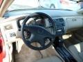 Ivory Dashboard Photo for 2002 Honda Accord #75695001