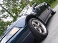 2003 True Blue Metallic Ford Mustang GT Convertible  photo #13
