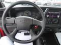 Dark Charcoal Steering Wheel Photo for 2006 Chevrolet Silverado 1500 #75706767