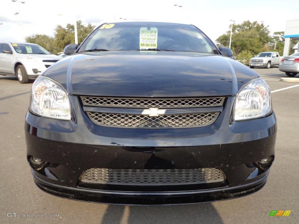 Black 2010 Chevrolet Cobalt SS Coupe Exterior Photo #75707039