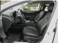 Charcoal Black Front Seat Photo for 2013 Ford Fusion #75709263