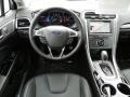 Charcoal Black Dashboard Photo for 2013 Ford Fusion #75709310