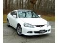 2006 Taffeta White Acura RSX Sports Coupe #75669857