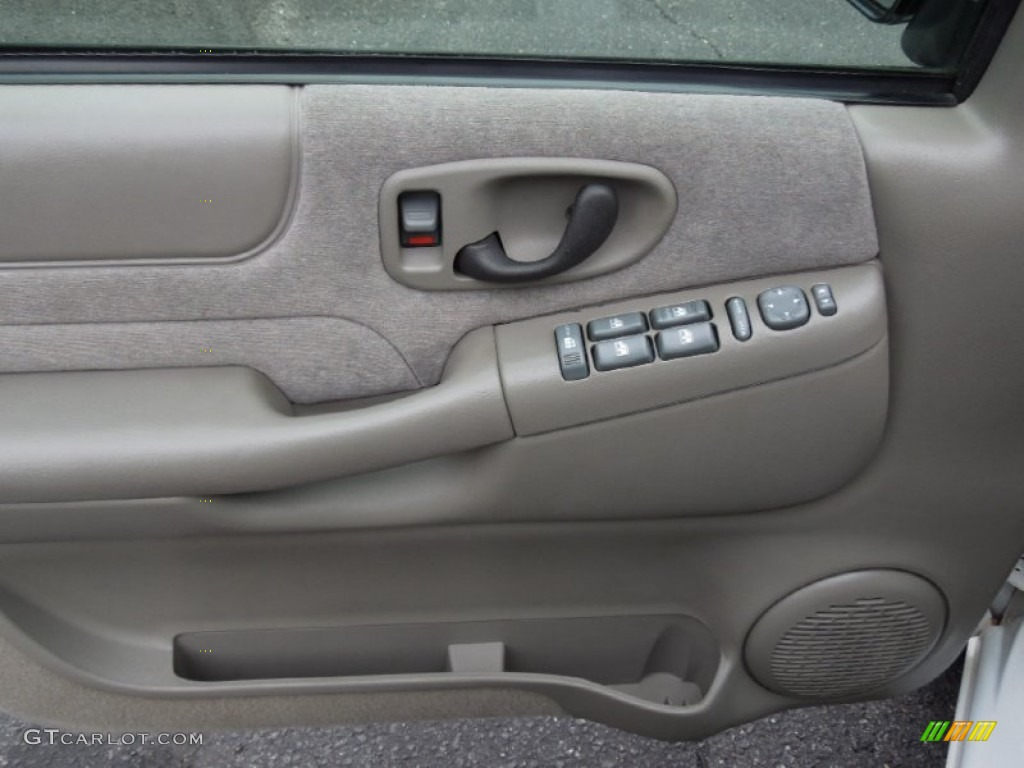 Panel Doors  2001 Chevy Blazer Door Panel