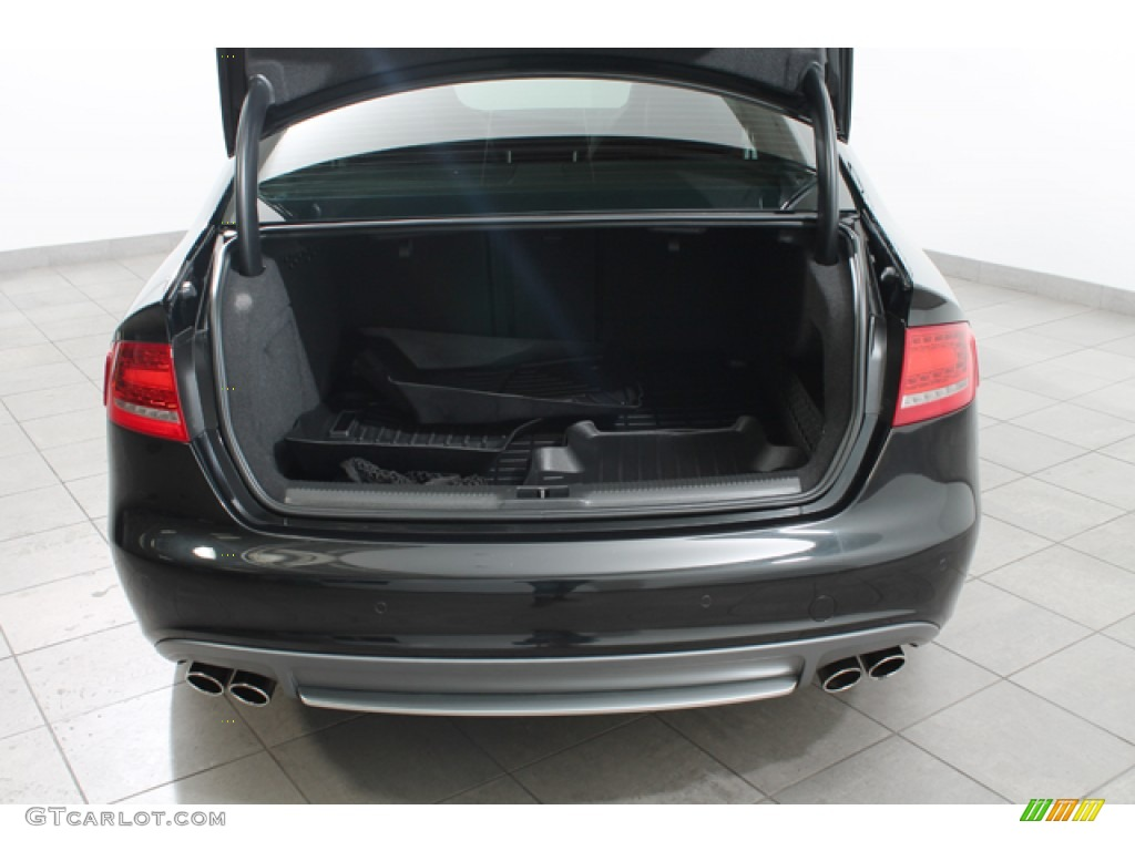 2011 audi s4 3 0 quattro sedan trunk photo 75718251. Black Bedroom Furniture Sets. Home Design Ideas