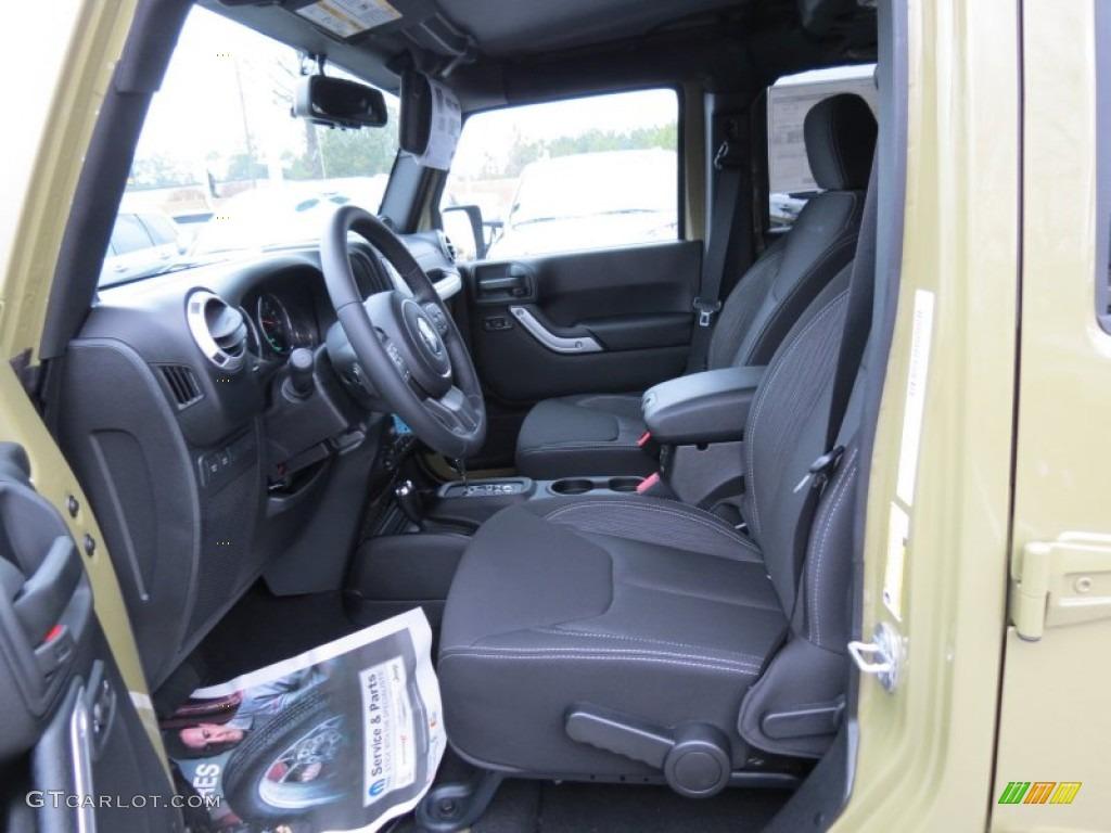 2013 jeep wrangler unlimited rubicon 4x4 interior photo for Interior wrangler yj