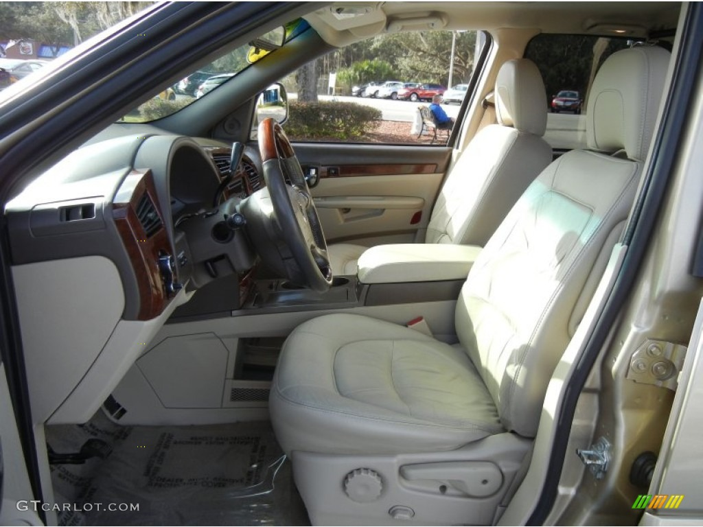 Neutral interior 2006 buick rendezvous cxl photo 75750199 - Buick rendezvous interior dimensions ...