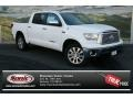 2013 Super White Toyota Tundra Platinum CrewMax 4x4  photo #1