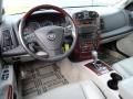 Light Gray/Ebony 2007 Cadillac CTS Interiors