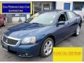 Maizen Blue Pearl 2009 Mitsubishi Galant Sport V6