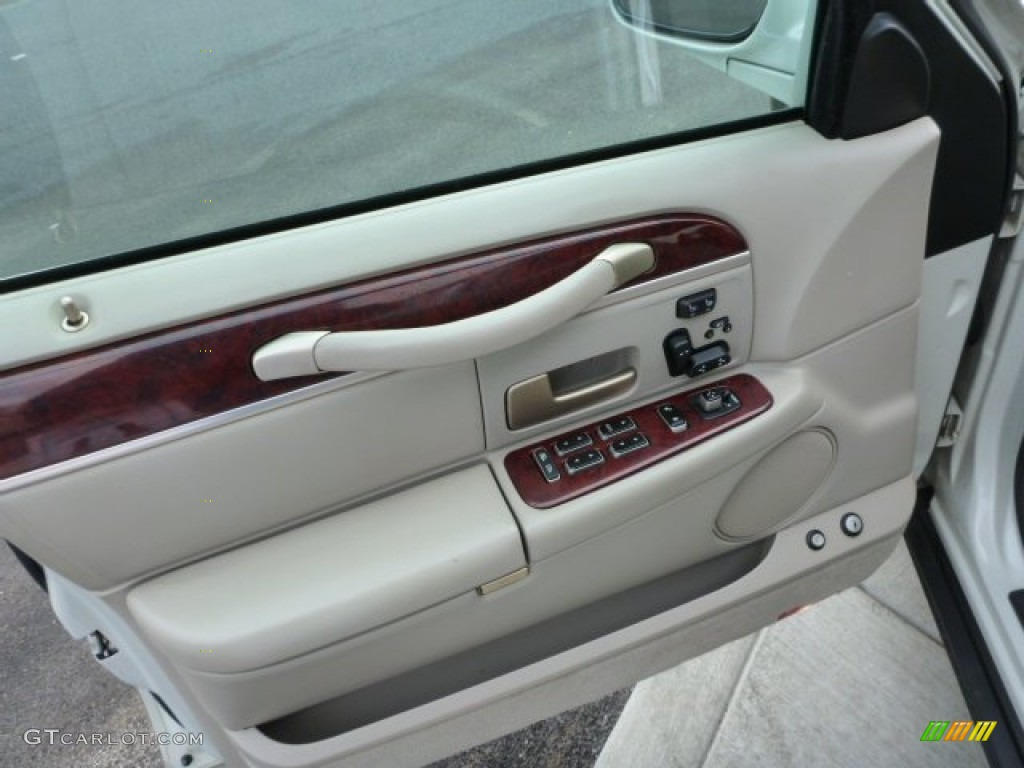 Removing inner door panel on a 1996 lincoln town car - Lincoln town car interior door parts ...