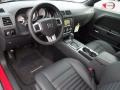 Dark Slate Gray Prime Interior Photo for 2013 Dodge Challenger #75762274