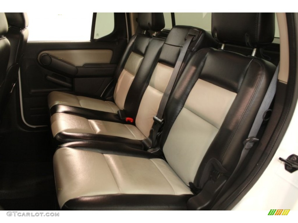 2007 ford explorer sport trac limited 4x4 rear seat photo 75765086. Black Bedroom Furniture Sets. Home Design Ideas