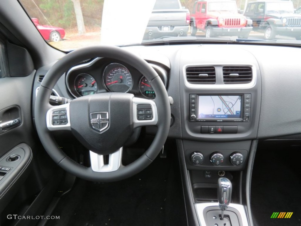 2013 Dodge Avenger Sxt Dashboard Photos Gtcarlot Com