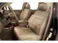 2006 Toyota Tundra Taupe Interior Front Seat Photo