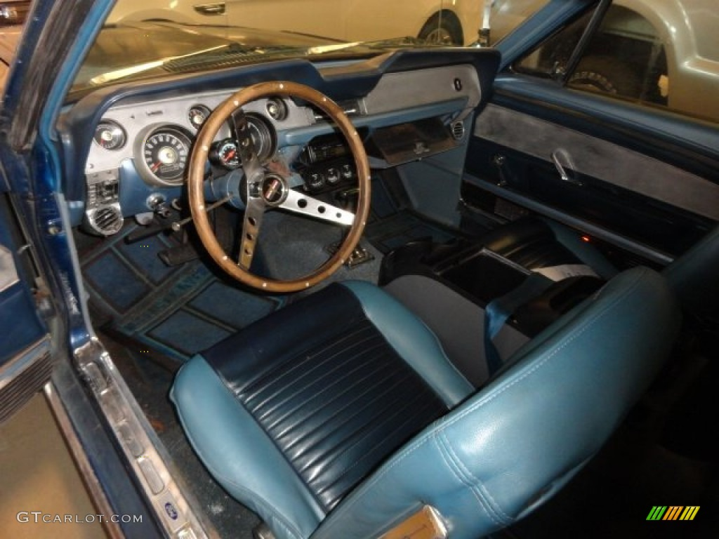 1967 nightmist blue ford mustang coupe 75726873 photo 4. Black Bedroom Furniture Sets. Home Design Ideas