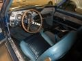 1967 Ford Mustang Aqua Interior Prime Interior Photo