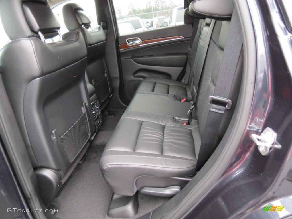 2013 Jeep Grand Cherokee Limited Interior Color Photos