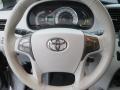 Dark Charcoal Steering Wheel Photo for 2011 Toyota Sienna #75773226
