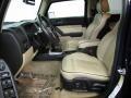 Light Cashmere 2008 Hummer H3 Interiors