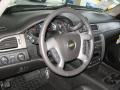 Ebony Steering Wheel Photo for 2013 Chevrolet Silverado 1500 #75791245