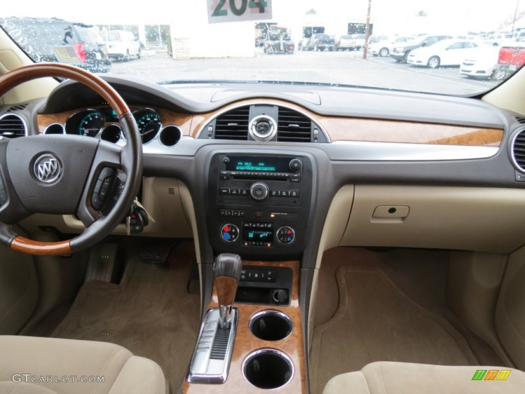 2008 Buick Enclave CX Dashboard Photos