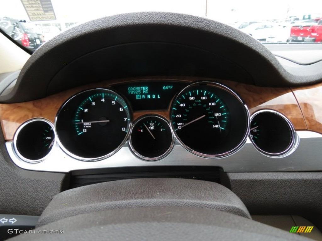 2008 Buick Enclave CX Gauges Photo #75795661