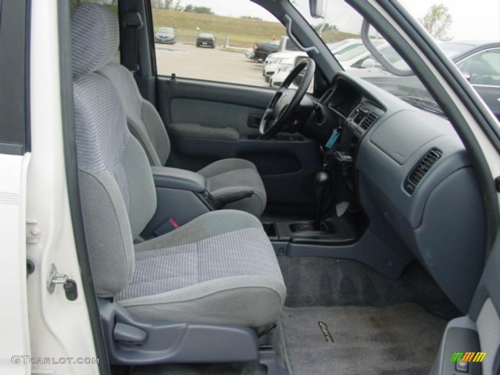 1998 Toyota 4runner Sr5 Interior Photos