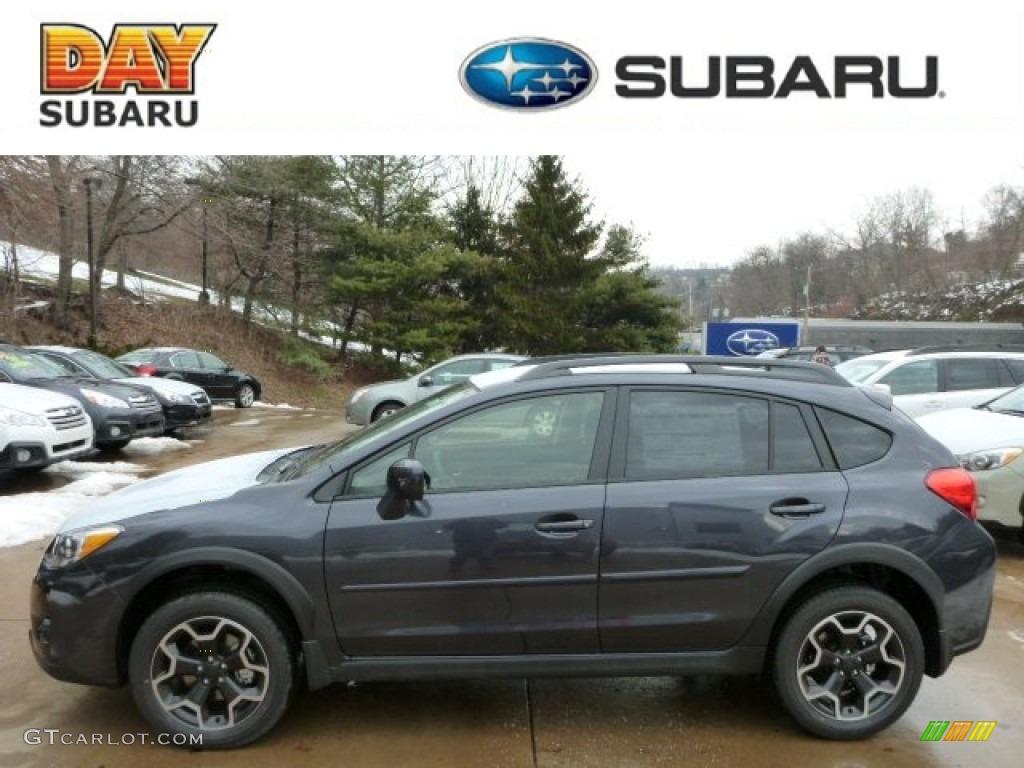 2014 Subaru Xv Crosstrek 2.0I Premium >> 2013 Dark Gray Metallic Subaru XV Crosstrek 2.0 Premium ...