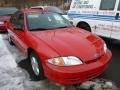 Bright Red 2002 Chevrolet Cavalier Gallery