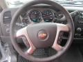 Ebony Steering Wheel Photo for 2013 Chevrolet Silverado 1500 #75814419