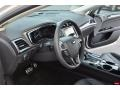 Charcoal Black Dashboard Photo for 2013 Ford Fusion #75821514