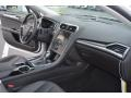 Charcoal Black Dashboard Photo for 2013 Ford Fusion #75821608