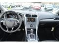 Charcoal Black Dashboard Photo for 2013 Ford Fusion #75821725