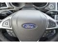 Charcoal Black Controls Photo for 2013 Ford Fusion #75821899