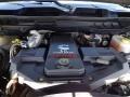 2010 Brilliant Black Crystal Pearl Dodge Ram 3500 Laramie Crew Cab 4x4  photo #17