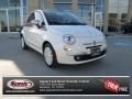 Gucci Bianco (White) 2012 Fiat 500 Gucci