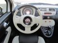 2012 500 Gucci Steering Wheel