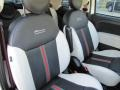 Front Seat of 2012 500 Gucci