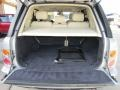 Parchment/Navy Trunk Photo for 2005 Land Rover Range Rover #75838143