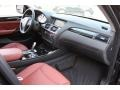 2013 BMW X3 Chestnut Interior Dashboard Photo