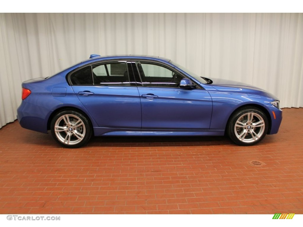 2013 estoril blue bmw 3 series 328i xdrive sedan 75786422. Black Bedroom Furniture Sets. Home Design Ideas