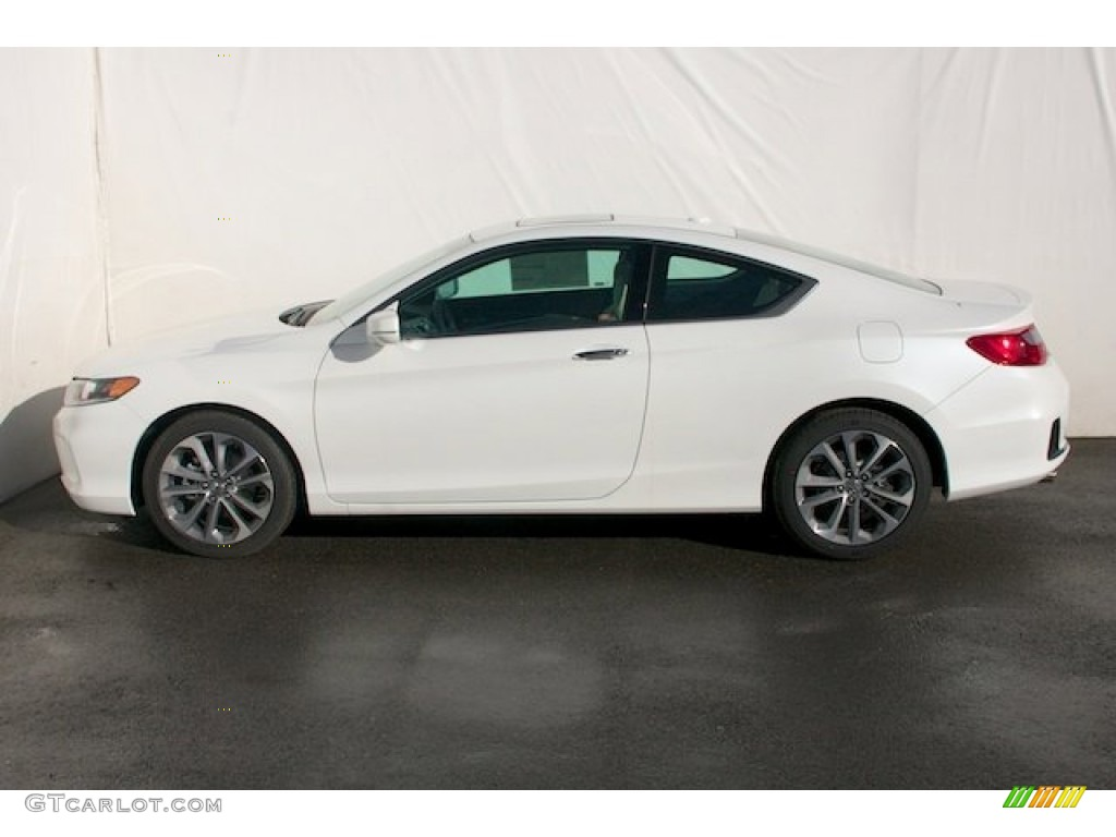 White Orchid Pearl 2013 Honda Accord Sport Sedan Exterior