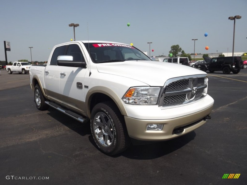 2011 dodge ram 1500 laramie longhorn crew cab 4x4 exterior photos. Black Bedroom Furniture Sets. Home Design Ideas