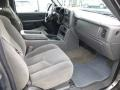 2006 Graystone Metallic Chevrolet Silverado 1500 LS Extended Cab 4x4  photo #10