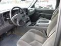 2006 Graystone Metallic Chevrolet Silverado 1500 LS Extended Cab 4x4  photo #17