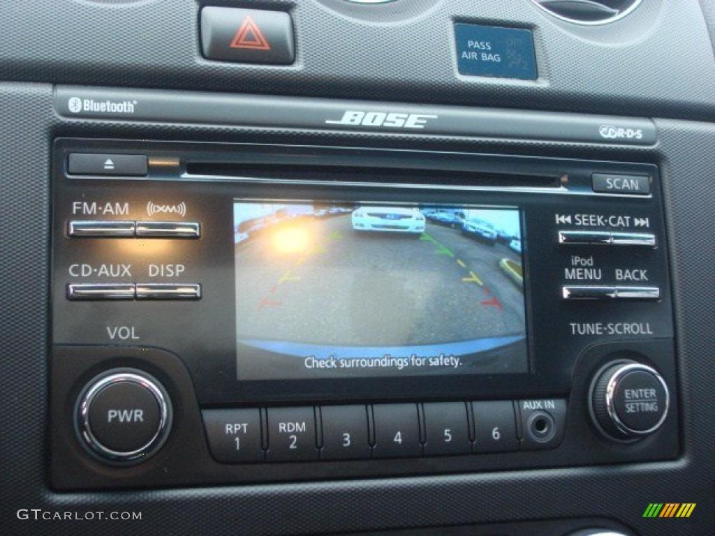 2016 Nissan Altima 3.5 Sr >> 2012 Nissan Altima 2.5 S Coupe Audio System Photo ...